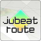 Jubeat Route For Saucer icon