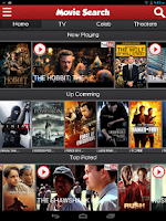 Screenshot of Movie Search