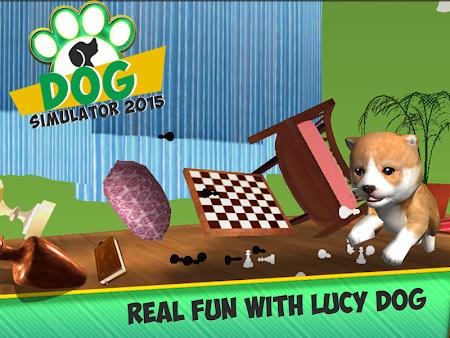 Dog Simulator 2015 1.1 screenshot 70026