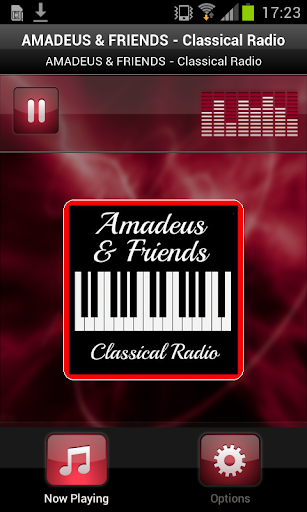AMADEUS FRIENDS - Classical