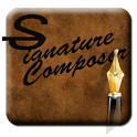 Signature Composer icon