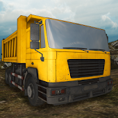 Construction Game Truck 3D Sim