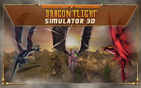 Dragon Flight Simulator 3D - screenshot thumbnail