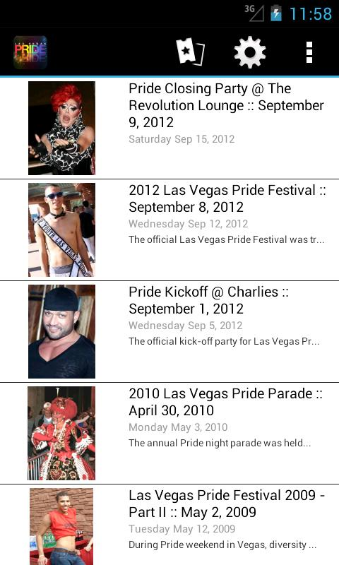 Las Vegas Pride- screenshot