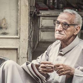 by Omar Ali - People Portraits of Men