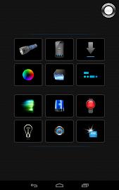 Tiny Flashlight + LED Screenshot 9