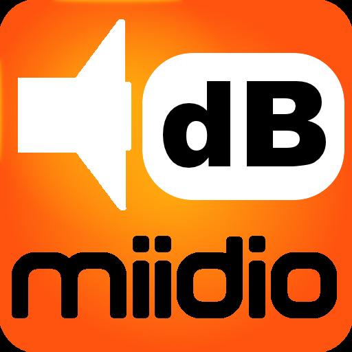 miidio Noise Meter LOGO-APP點子