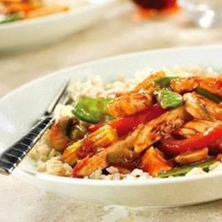 Speedy Chicken Stir-Fry by Campbell's Kitchen.