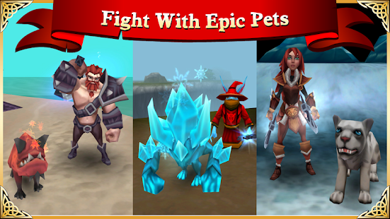 Arcane Legends - screenshot thumbnail