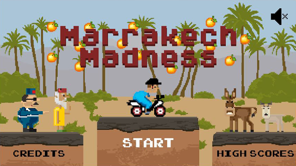 Marrakech Madness- screenshot