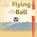 Bola de vuelo icon
