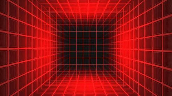 3D Laser Grid Colors - lwp - screenshot thumbnail