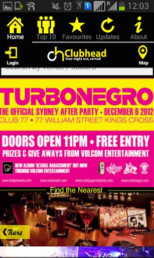 Clubhead - Sydney Nightlife
