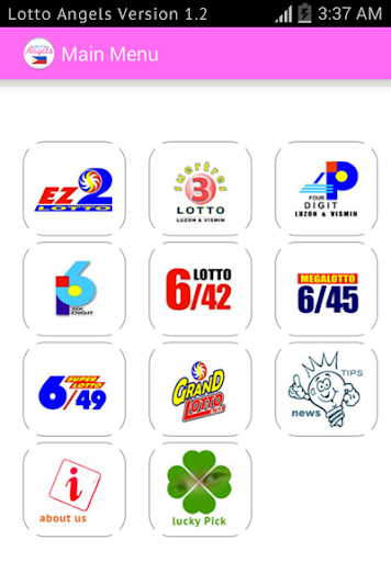 Lotto Angels - Philippines