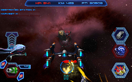 Star Splitter 3D Screenshot 8
