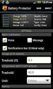 Battery Protector- screenshot thumbnail