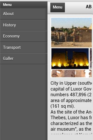 【免費旅遊App】Luxor City - Egypt-APP點子