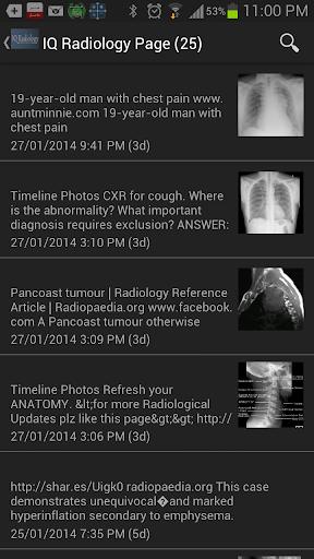 【免費醫療App】Radiology Updates-APP點子