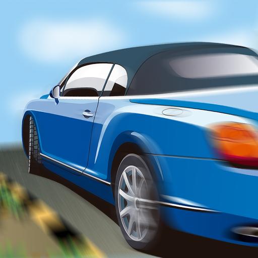 Turbo Speed - 摩托车卡车和汽车疯狂的比赛 LOGO-APP點子