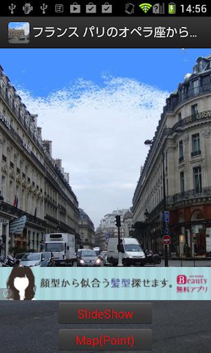 フランス:パリのオペラ座からマドレーヌ教会 FR010