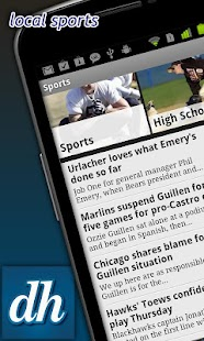 Daily Herald LITE - screenshot thumbnail
