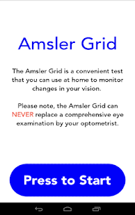 Amsler Grid - screenshot thumbnail