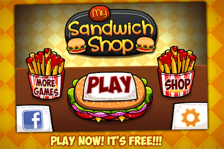 My Sandwich Shop - Food Store 1.2.6 screenshot 100246