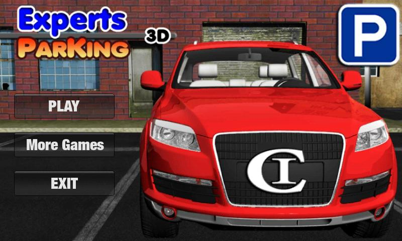 Car Parking Experts 3D - screenshot