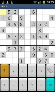 Free Sudoku + 40 Games - screenshot thumbnail