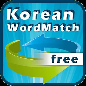 Download App Free Korean English Word Match - iPhone App