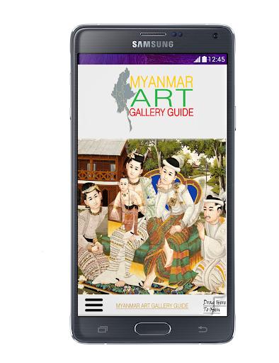 Myanmar Art Gallery Guide