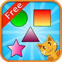 QCat-Toddler Shape Game (Free)