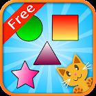 QCat-  Shape Game (Free) icon