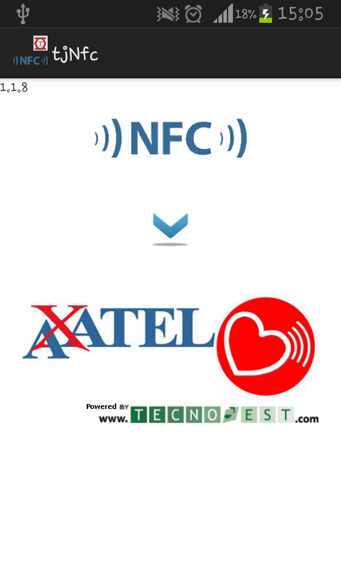 TjNFC-Entra nella communityNFC - screenshot