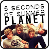 5 Seconds Of Summer Planet