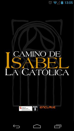 Camino de Isabel la Católica