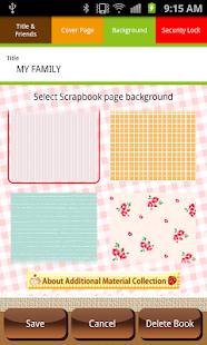 Photo Collage Scrapbook (Free)- screenshot thumbnail