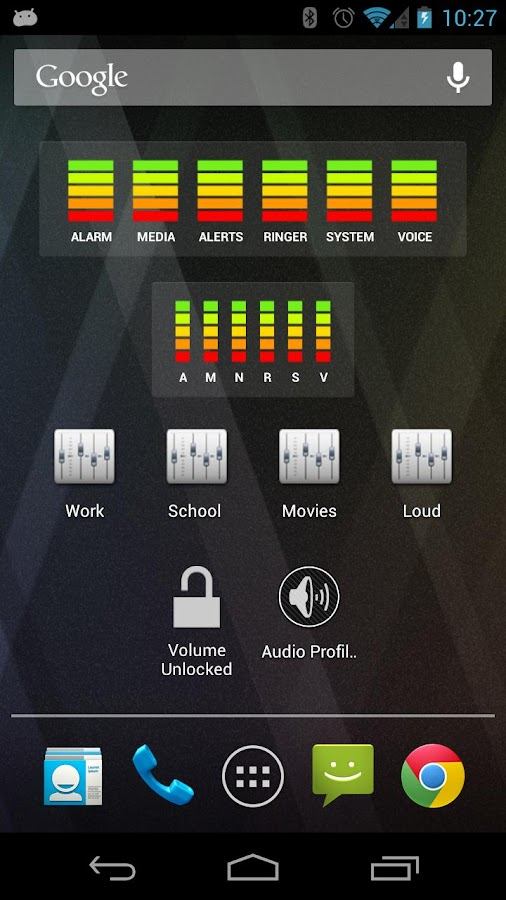 AudioManager Pro - screenshot