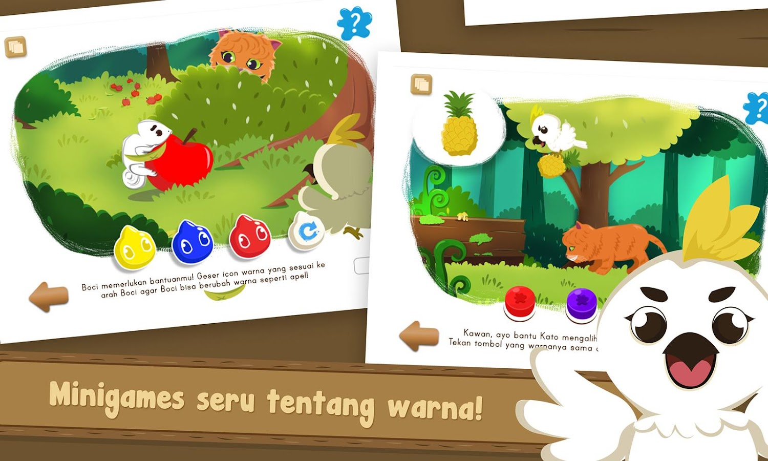 Petualangan Boci 1 Warna Android Apps On Google Play