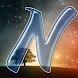 Alphabet Letter N Sticker