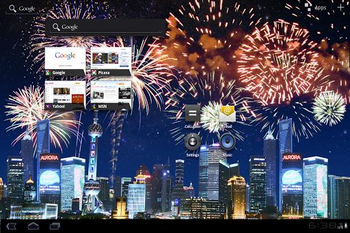 中国上海烟花LWP|玩個人化App免費|玩APPs