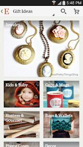 Etsy: Handmade & Vintage Goods v4.12.1