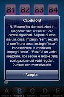 Screenshot of Imparare lo Spagnolo
