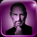 Steve Jobs – a Life logo
