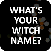 What's Your Witch Name?
