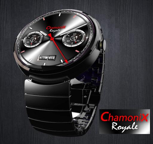 Chamonix Royale Watchface Wear