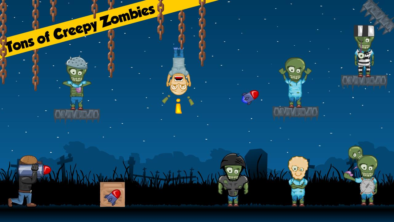 I Shoot Zombies Premium - screenshot