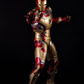 Mark 42 by Aditya Perdana - Artistic Objects Toys