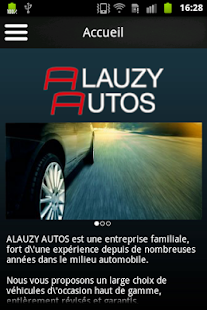 Alauzy Autos - screenshot thumbnail