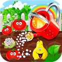 Kids Garden Makeover icon